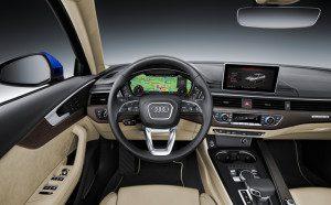 Essai nouvelle Audi A4 2016