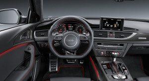 Audi RS6 Performance Intérieur