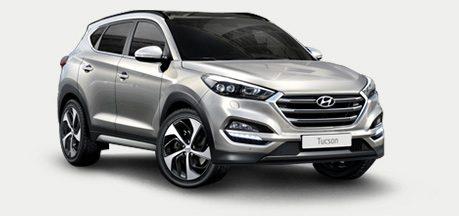 Le Hyundai Tucson 2015 arrive
