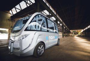 Navya Arma : Navette autonome à 15 places