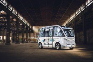 Navya Arma: un aperçu de l'avenir pas si excitant des véhicules autonomes