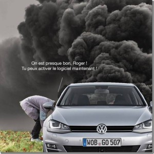Les impacts de l'affaire Volkswagengate