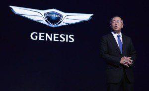 Hyundai lance sa marque de luxe Genesis