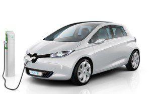 Renault Zoé meilleur vente des voitures électriques en 2013.
