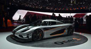 Vidéo Koenigsegg Agera one:1