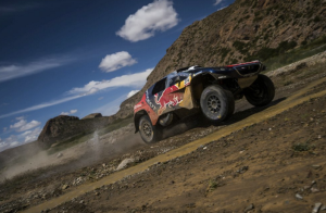 Troisième victoire de Sebastien Loeb au Dakar