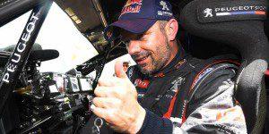 Deuxième victoire de Sébastien Loeb Dakar 2016