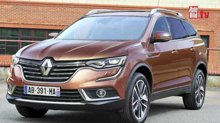 le renault koleos 2016 revient en d cembre blog auto carid al. Black Bedroom Furniture Sets. Home Design Ideas