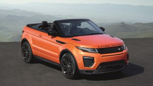 Land Rover Evoque Cab