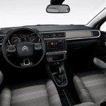 Ambiance de la nouvelle Citroen C3