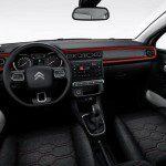 planche d ebord de la nouvelle Citroen C3
