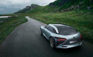 Citroen CXperience concept car