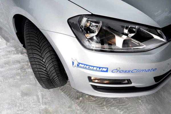 Michelin Crossclimate pneu quatre saison