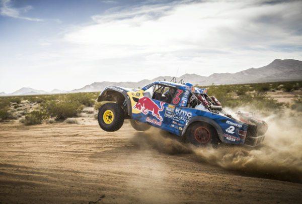 Bryce Menzies dans le Desert du Nevada