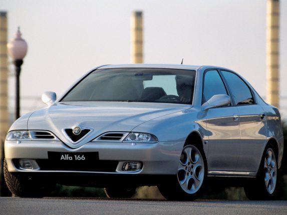 Alfa Romeo 166 d'occasion