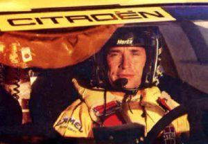 Jacky Ickx citroen ZX rallye Dakar