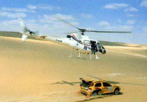 Jacky Ickx citroen ZX rallye des Pharaons restera un bien mauvais souvenir pour lui qui perdra son copilote Christian tarin dans un terrible accident