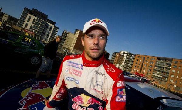 Sébastien Loeb 9 fois champion du monde