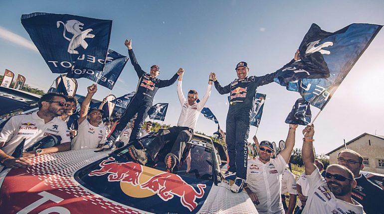 Peterhansel admet que sa victoire au Dakar 2017 est du à l'expérience, et pas à la vitesse