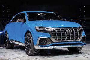 Audi Q8 Concept Detroit 2017