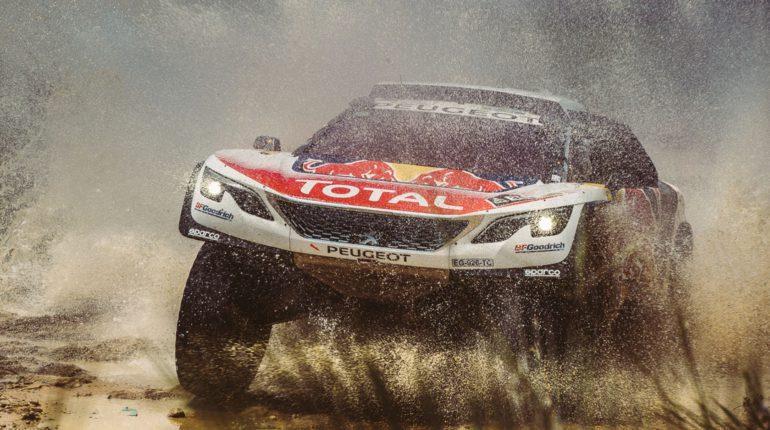 Sebastien Loeb remporte la deuxième étape du Dakar 2017