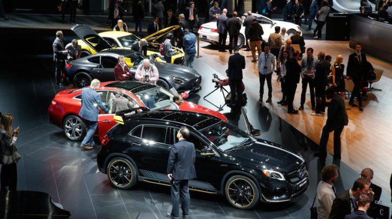 Salon Nord Américain de l'auto à détroit 2017