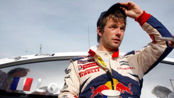 Sebastien Loeb Champion du Monde en 2010