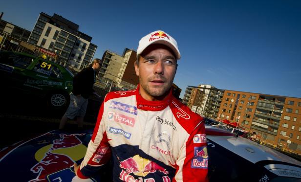 Sebastien Loeb 9 Fois champion du monde