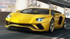 Lamborghini Avantador
