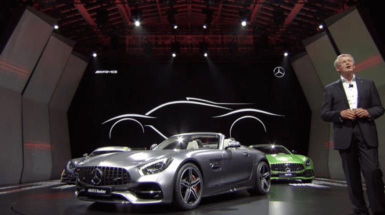 Mercedes AMG confirme son Hypercar à Moteur de F1 Hybride