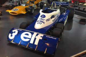 Formule 1 Tyrell P34 6 roues