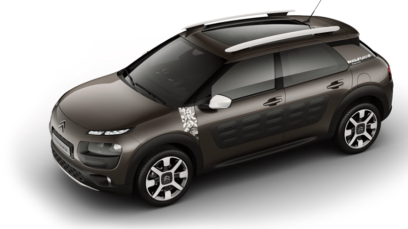 citroen cactus rip curl pour les baroudeurs blog auto carid al. Black Bedroom Furniture Sets. Home Design Ideas