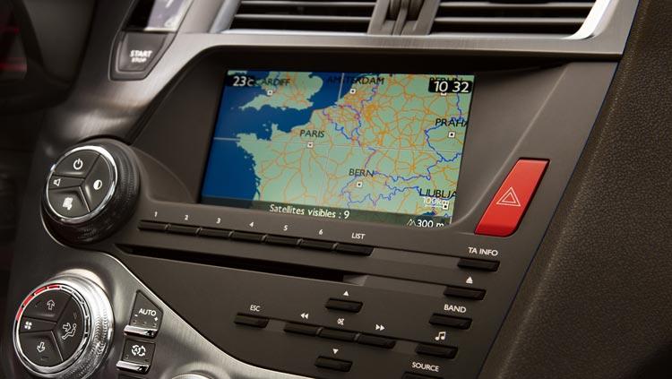 Mise à jour du GPS de votre Citroen et Peugeot