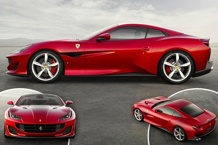 ferrari portofino 2018 la vie apr s la california blog auto carid al. Black Bedroom Furniture Sets. Home Design Ideas