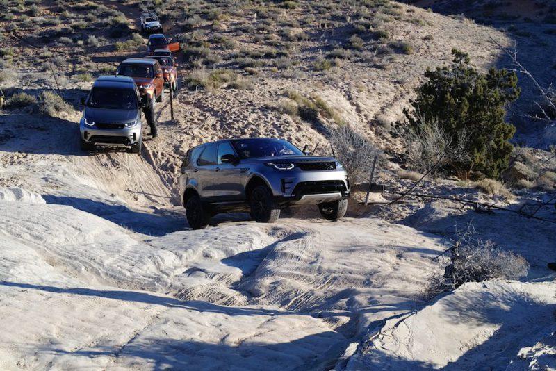 Les 10 meilleurs SUV 2017 dans la neige
