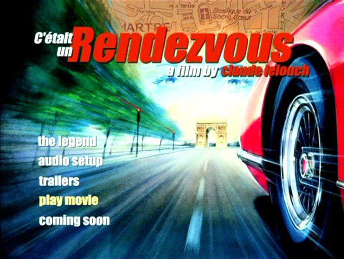 Rendez-vous le film de Claude Lelouch sur la traversée de Paris en 1978 à bord d'une Ferrari 275 GTB à 190 km/h