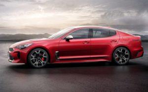 Kia Stinger GT prix
