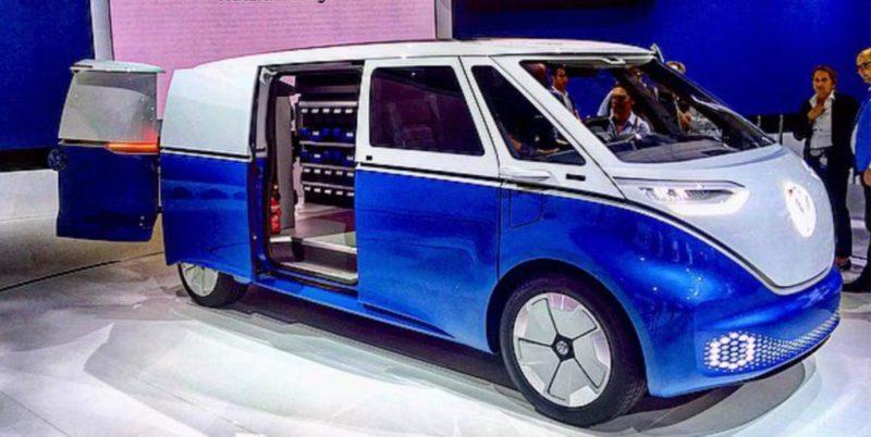 Volkswagen ID Buzz Cargo