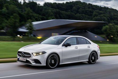 Mercedes Classe A Berline - avant