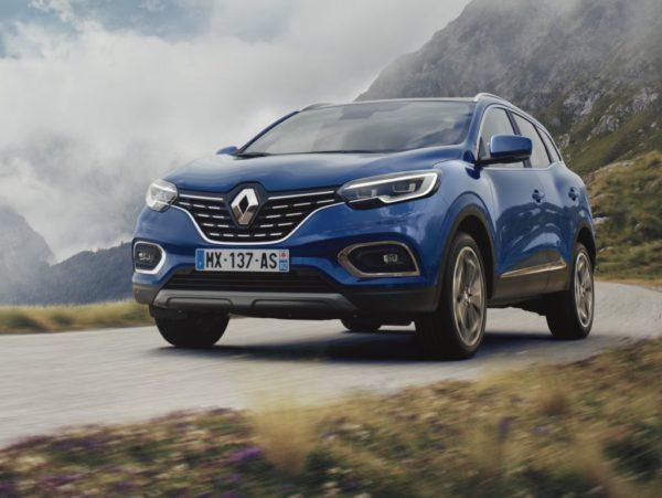 Renault Kadjar lifting - avant