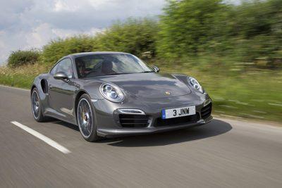 Porsche 911 991 pour la dépréciation des voitures