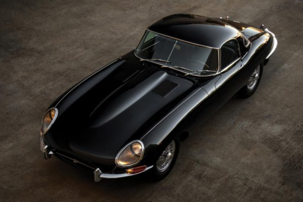 Voiture cool : Jaguar type E
