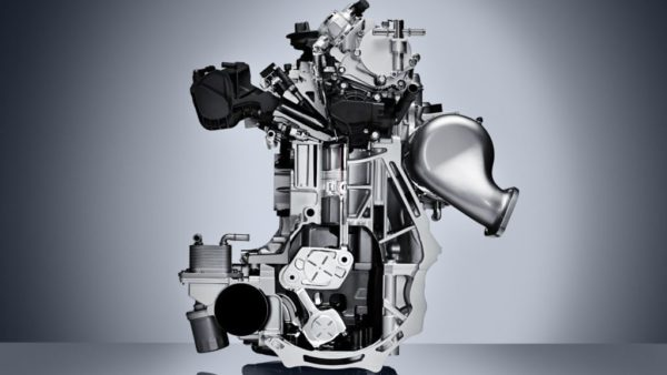 Moteur Nissan VC à compression variable