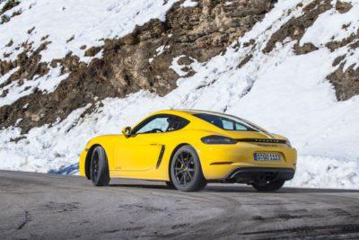 Meilleure décote pour la Porsche 718 Cayman