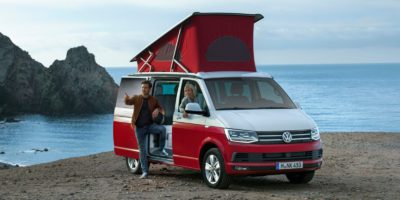 Volkswagen California parmi les meilleures voitures à garder leur cote