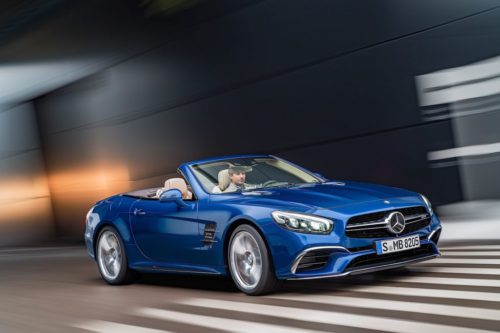 R232 les futurs modèles Mercedes