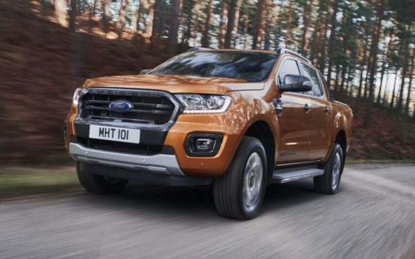 Le meilleur pick-up 2019 le Ford Ranger