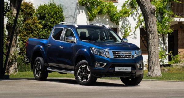 Le Nissan Navara fait toujours partie des meilleurs Pick-up 2019