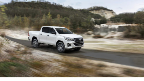 Pick-up Toyota Hilux 2019