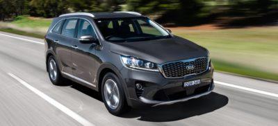 Kia Sorento parmi les 4x4 et SUV les plus fiables en 2019